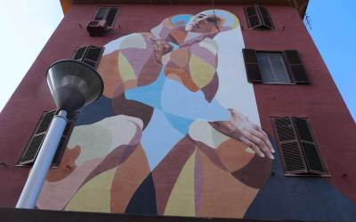 22 places to see street art in Rome: the artists, the projects, the story behind them.