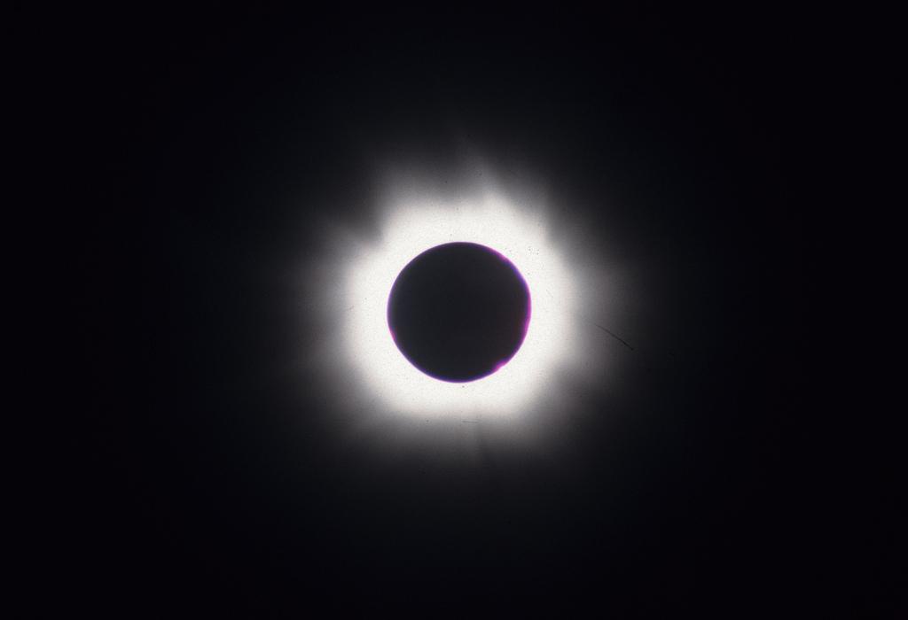 1999 Total Eclipse of the Sun, by Rowan McLaughlin