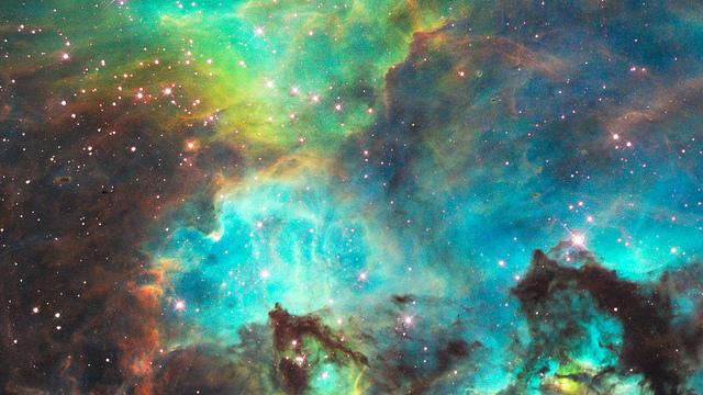 NGC 2074 Hubblesite