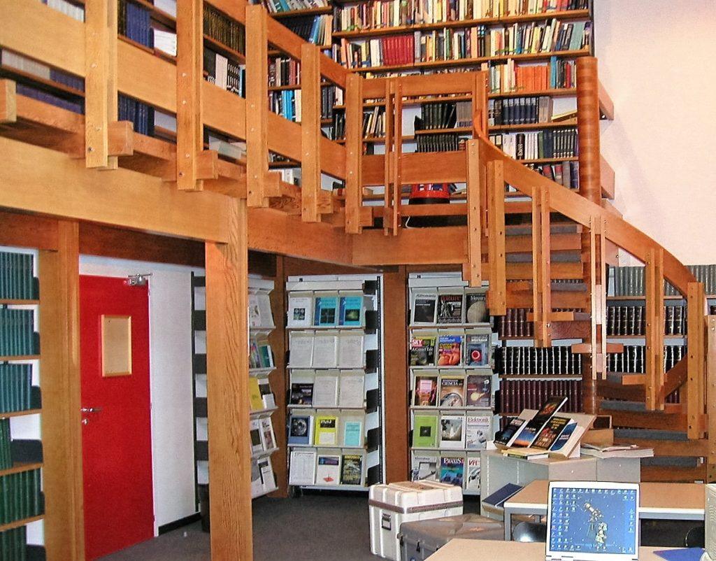 Calar Alto Library, Almeria, Spain