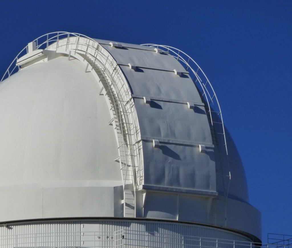 Calar Alto Telescope Dome