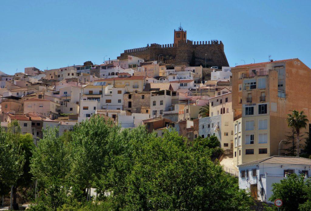Village of Serón, Almanzora Valley, Almería