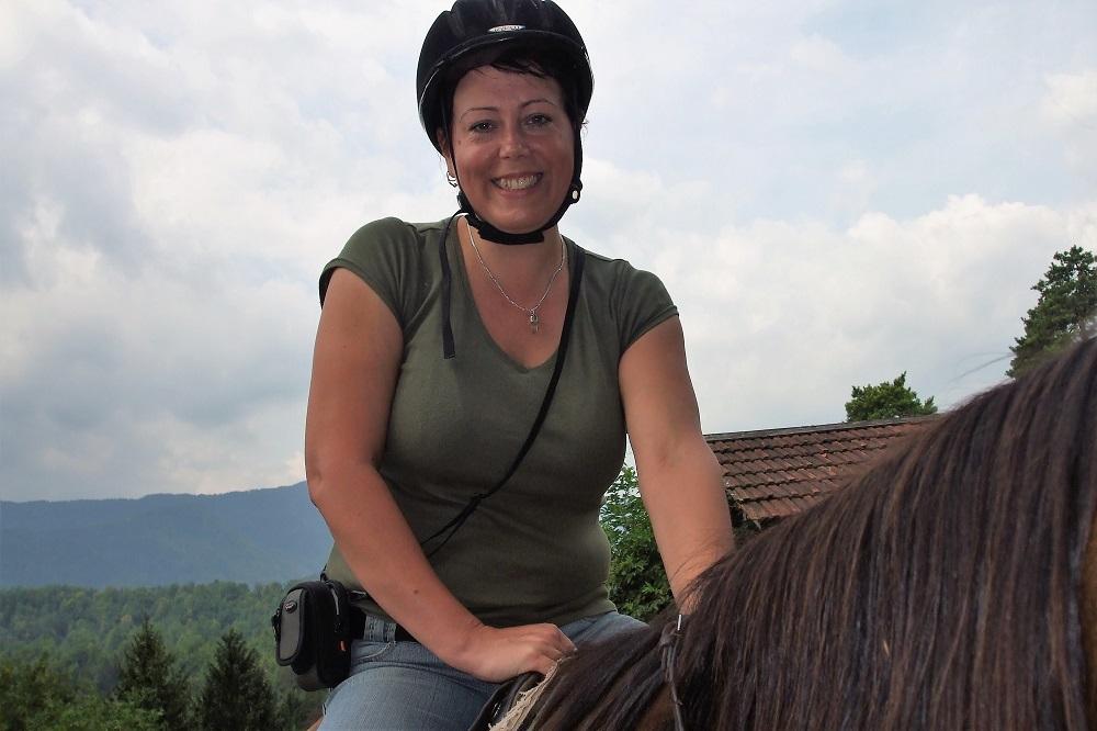 Riding Gaia
