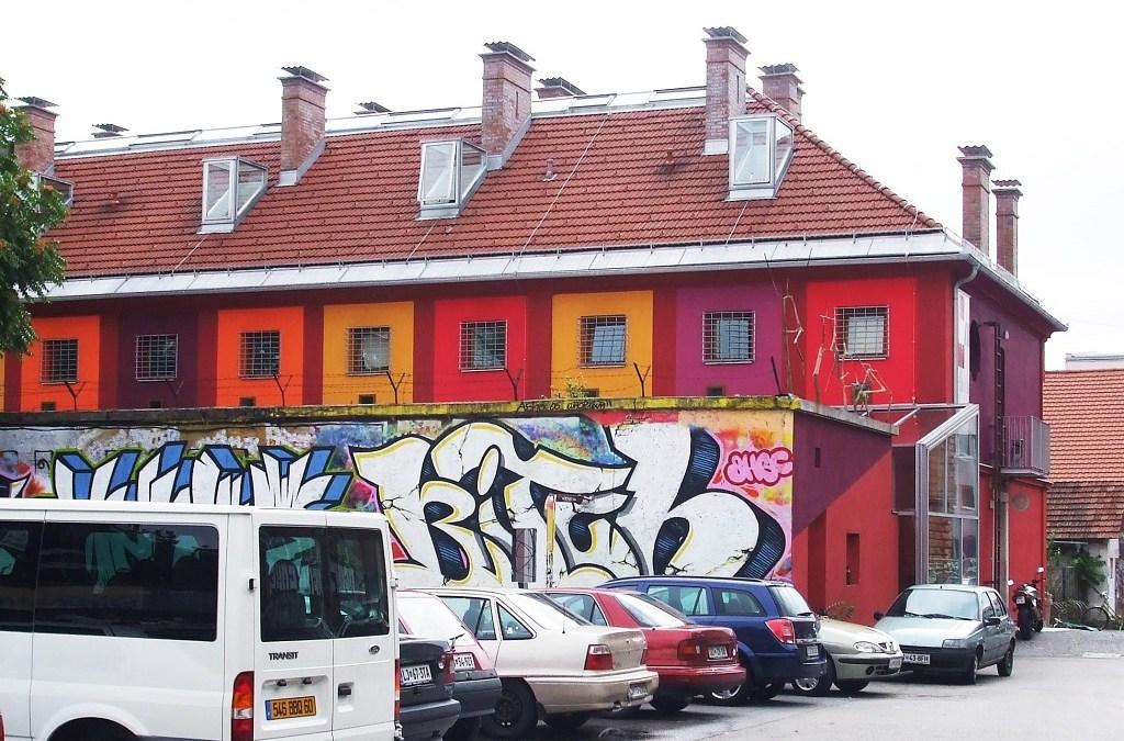 Celica Art Hostel – Doing Time in Ljubljana's Quirkiest Abode