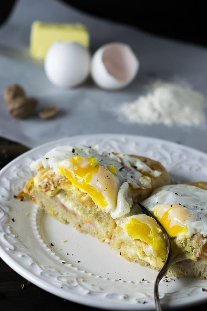 Croque Madame | Travel Cook Tell