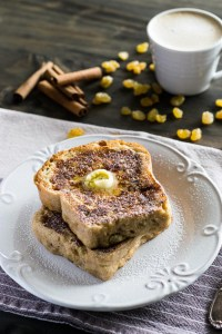 Cinnamon Raisin Bread French Toast