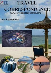 October Magazine - Travel Correspondence