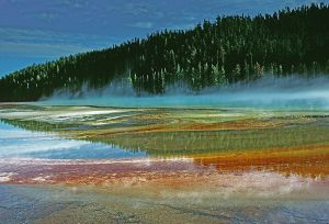 Yellowstone visitation statistics; up by 9,383 visits