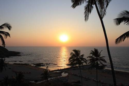 Vacation in GOA