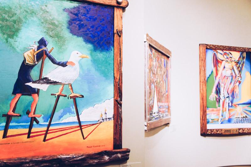 Thing to do in Saint Petersburg : Fyodor Konyukhov's exhibition