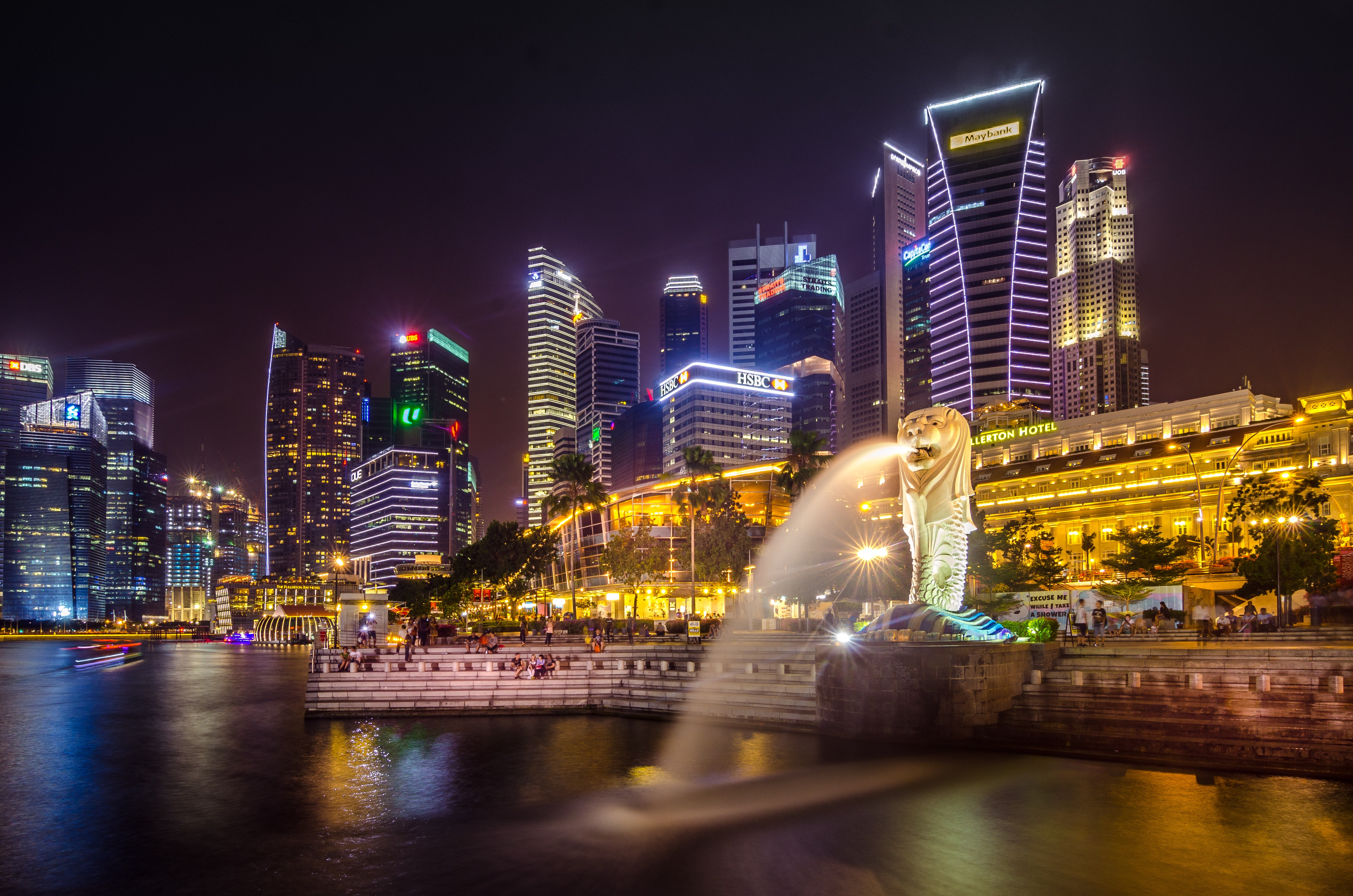 Flight Deal Round Trip From Chicago Area to Singapore