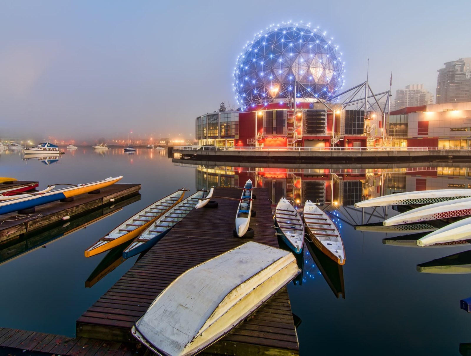 Flight Deal Round Trip From Los Angeles Area to Vancouver #losangeles #vancouver