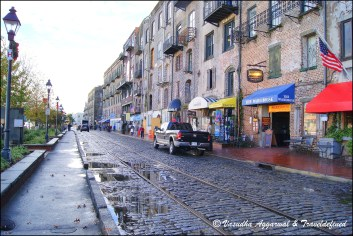 River Street, Savannah