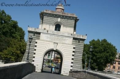 Ponte Milvio, Rome
