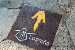 which way to Logrono, Spain