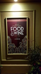 F&W2015 Food and Wine Poster