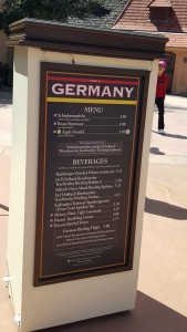 F&W2015 Germany Menu