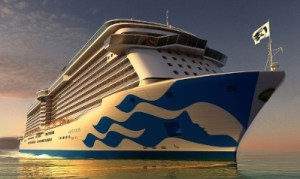 Princess Cruises Majestic Princess