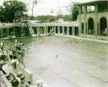 Salisbury swimming pool in Westlands around the 1950's. Now Shamura's bar, Chiromo Road Westlands