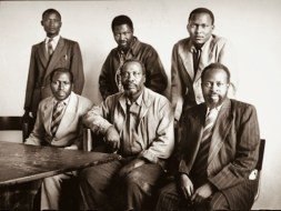 The Kapenguria six - arrested in 1952