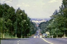 Valley road 1969