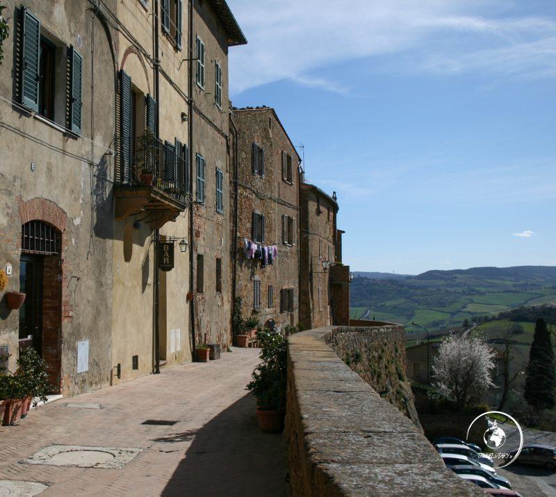 Itinerario in Val d'Orcia, Pienza