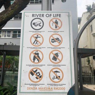 Divieti in Malesia e Singapore