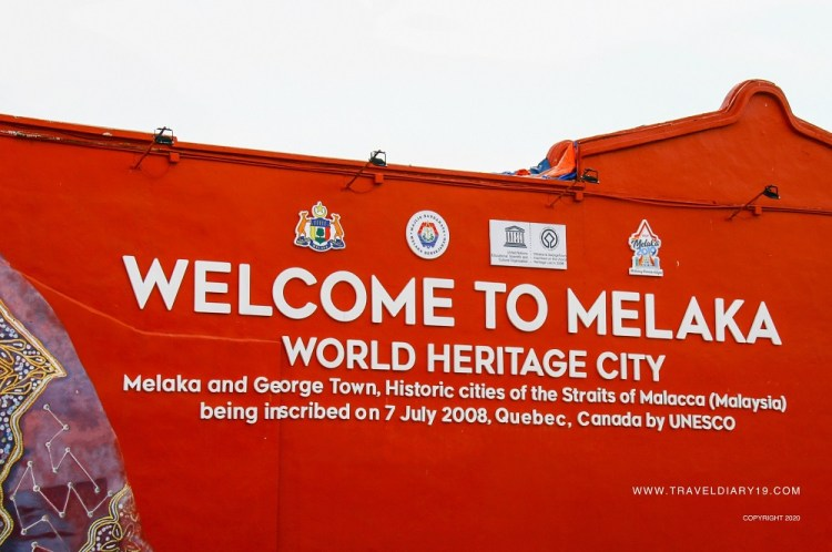 Malesia, Benvenuti a Malacca