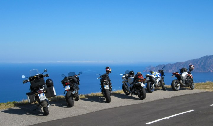 Speciale itinerari, il moto tour della Corsica