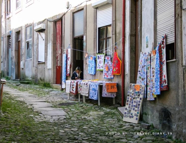 Vie della Ribeira di Porto