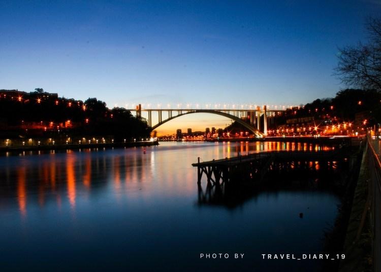 Tramonto di Porto