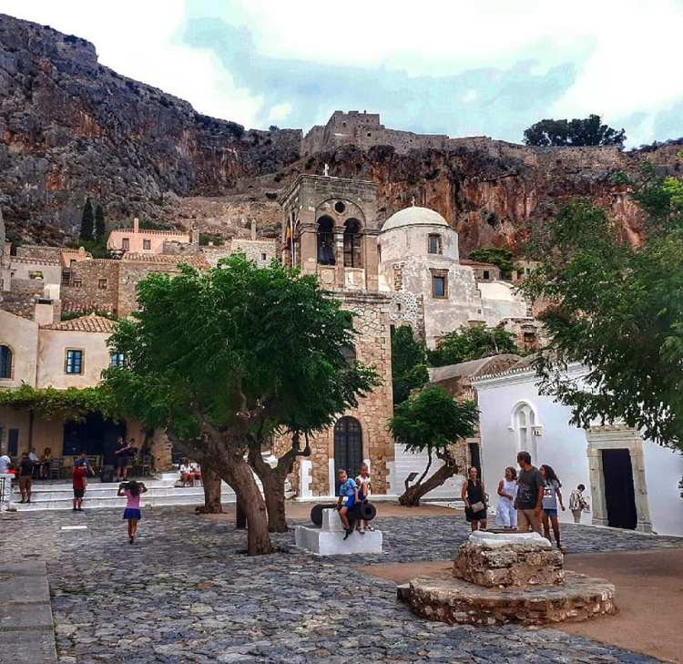 Grecia, Peloponneso