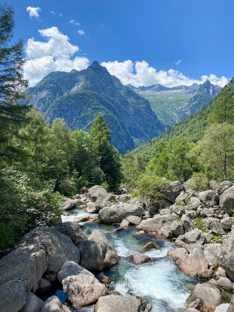 Val di Mello, Italia