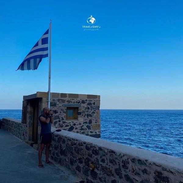 Monemvasia, Grecia