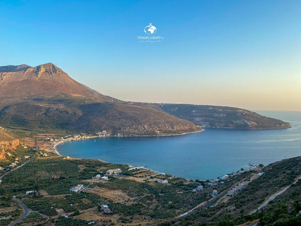 Limeni, borgo nel Mani, Grecia