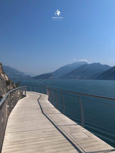 Ciclopedonale del lago di Garda, Limone sul Garda