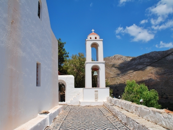 Chiesa di Tilos, Grecia