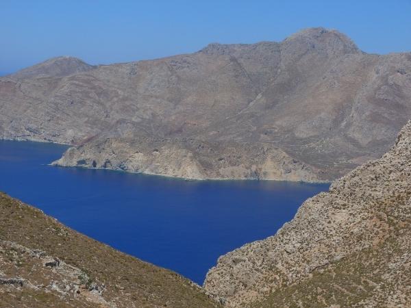 Grecia, il mare di Tilos