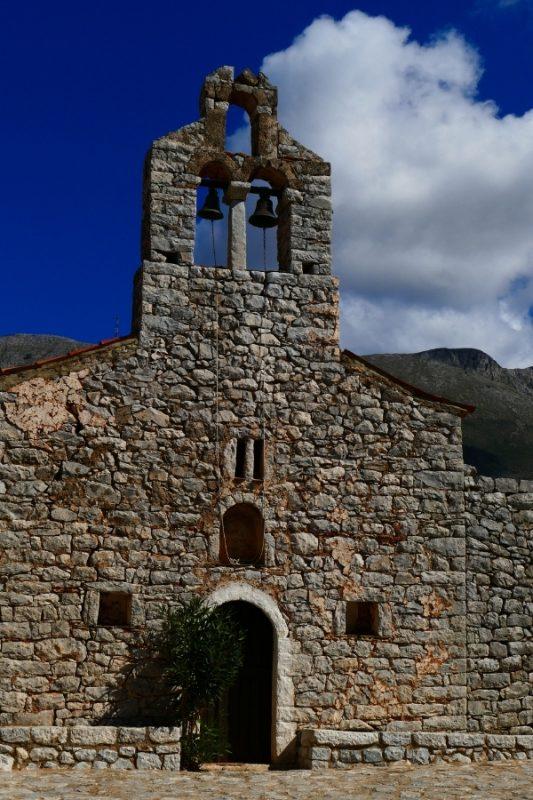 Chiesa ad Areopoli