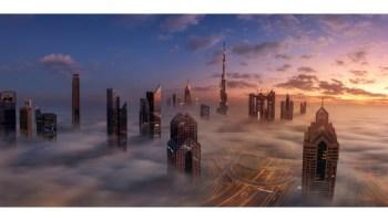 Al Madam, la ghost town di Dubai