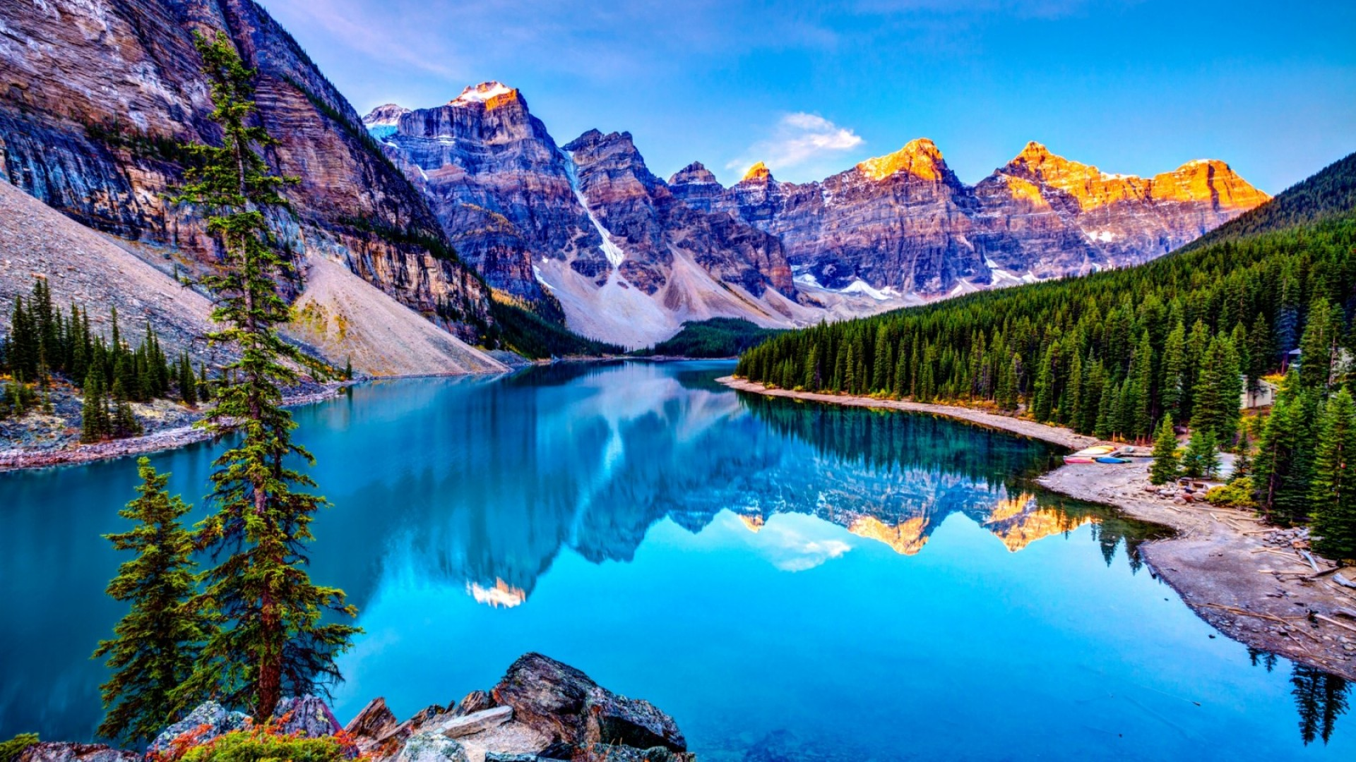 Adventure In The Rocky Mountains Canada