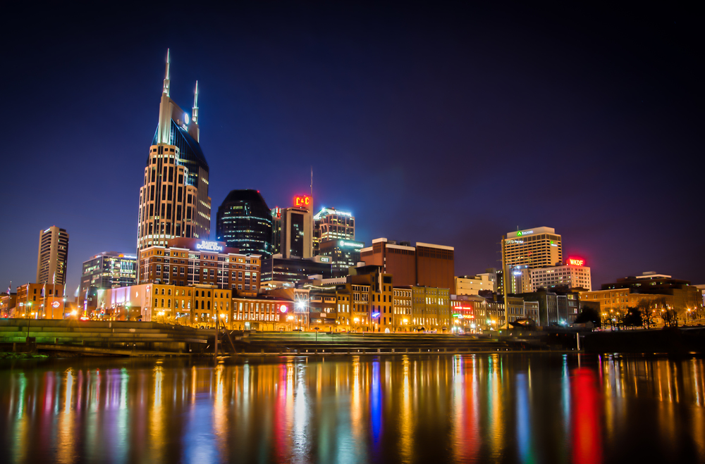 Downtown Restaurants Nashville Tn