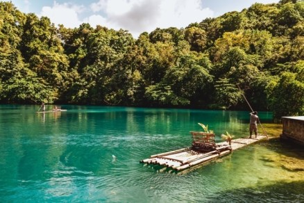 Unique things to do and see in Jamaica: The Blue lagoon