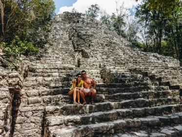 Maya ruins, Mexico