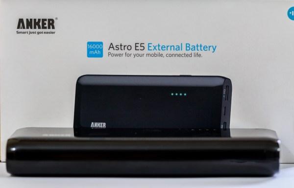 Anker Astro E5 16000 mAh