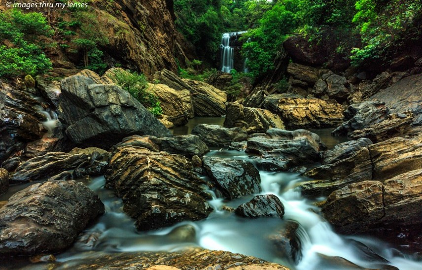 top waterfalls in Karnataka