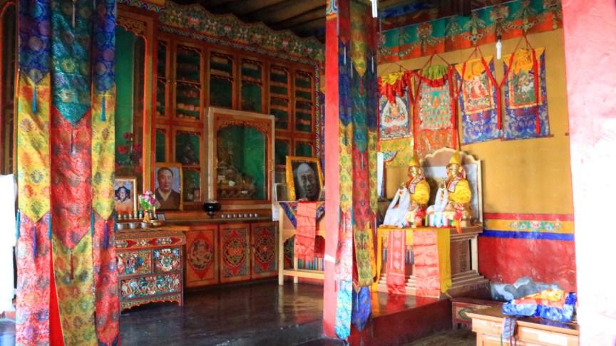 Deskit Monastery - Ladakh Images