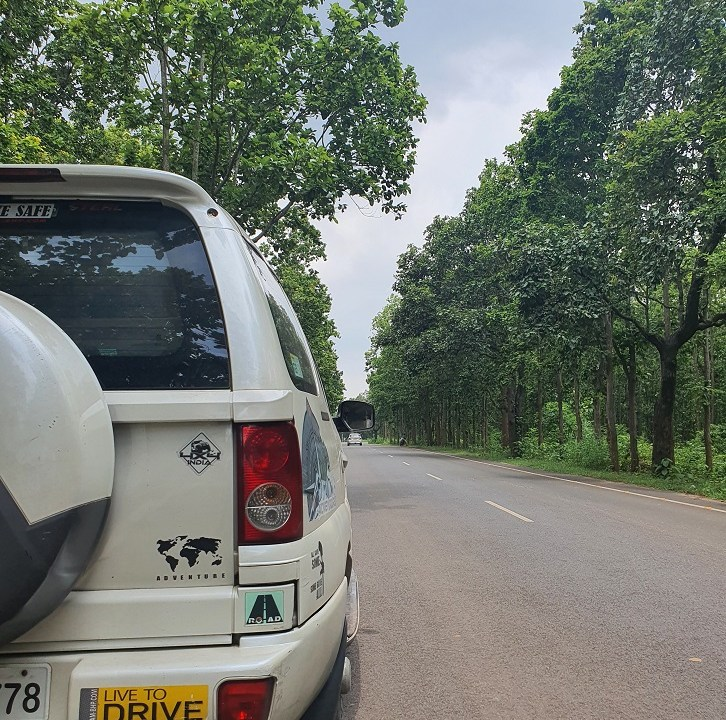 Exploring Kamalakanta KaliBari