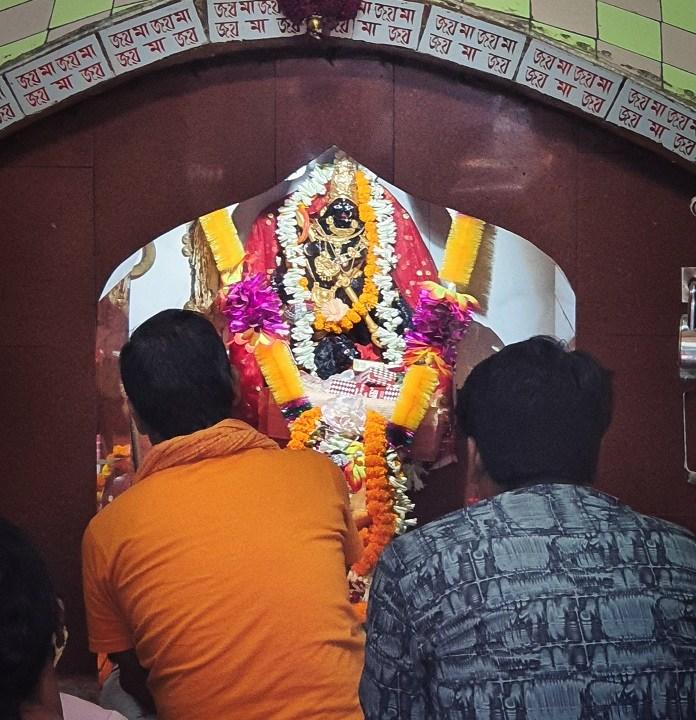 Shakti-Peeth in West Bengal