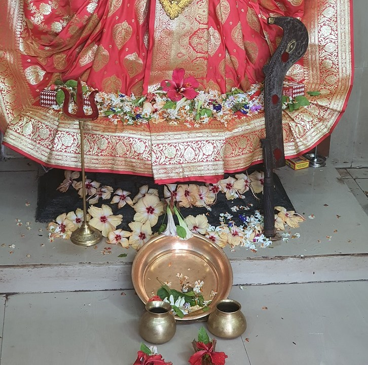 Shakti-Peeth in West Bengal